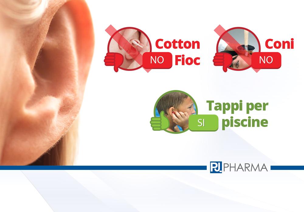 Gestione del cerume nel condotto uditivo